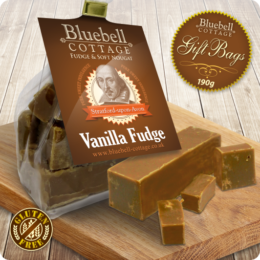 Best selling Vanilla Fudge by Bluebell Cottage