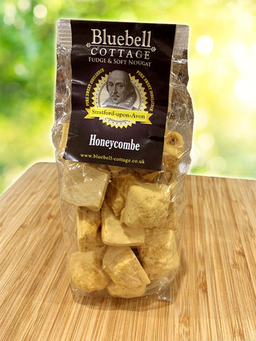 Honeycomb cinder toffee Confectionery - Gift Bag 150g