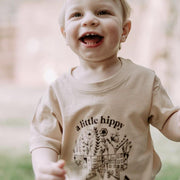 Little hippie/hood Kids T-Shirt