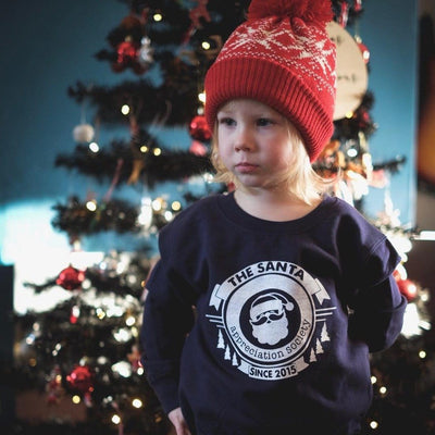 Personalised Santa Appreciation Sweatshirt