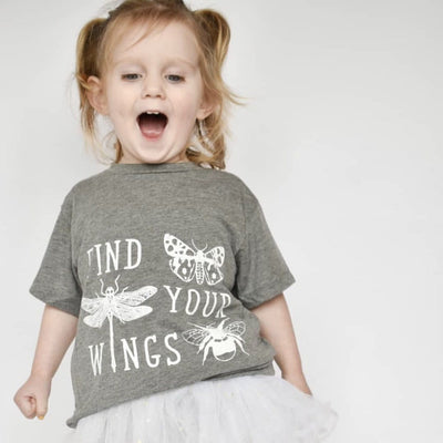 Find Your Wings Kids T-Shirt