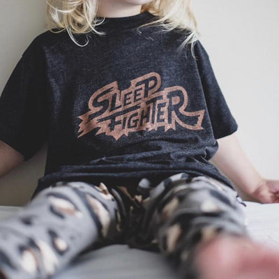 Sleep Fighter Kids T-Shirt