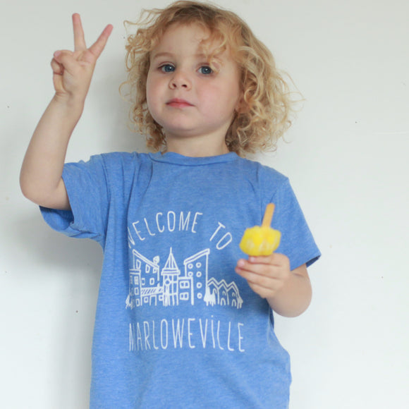 Welcome to (personalised) Kids T-Shirt