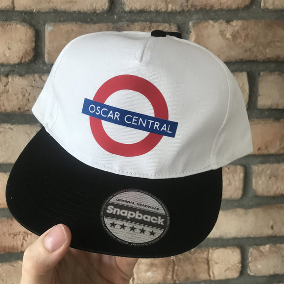 Tube Personalised Snap Back/ Cap