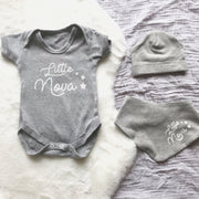 Little One (personalised) Vest