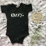 personalised baby vest baby shower gift uk