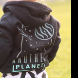 From Another Planet Kids Zip Hoodie