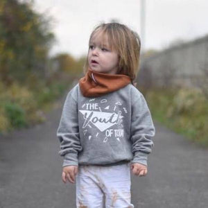 Youth of Today Kids Sweater