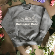 Botanical Babe Kids Sweater