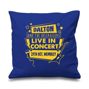 Concert Personalised Cushion