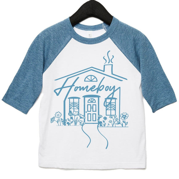 Homeboy Kids Raglan