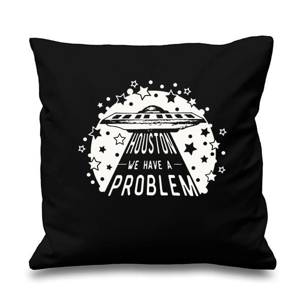 Houston We Have a Problem  Cushion