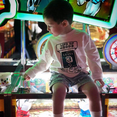 Arcade Birthday Kids T-Shirt