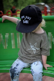 rockSTAR (personalised) name Kids T-Shirt