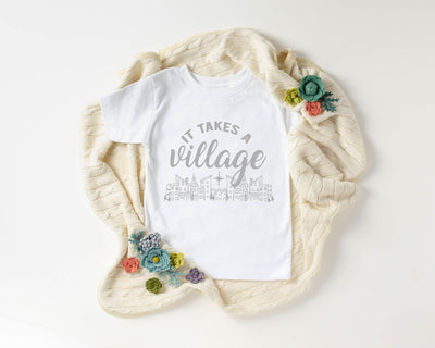 Rhis Village Kids T-Shirt