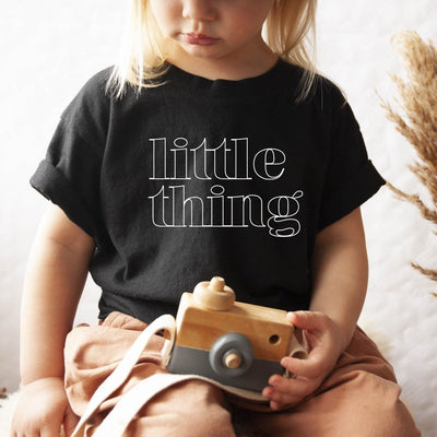 Little thing Kids T-Shirt