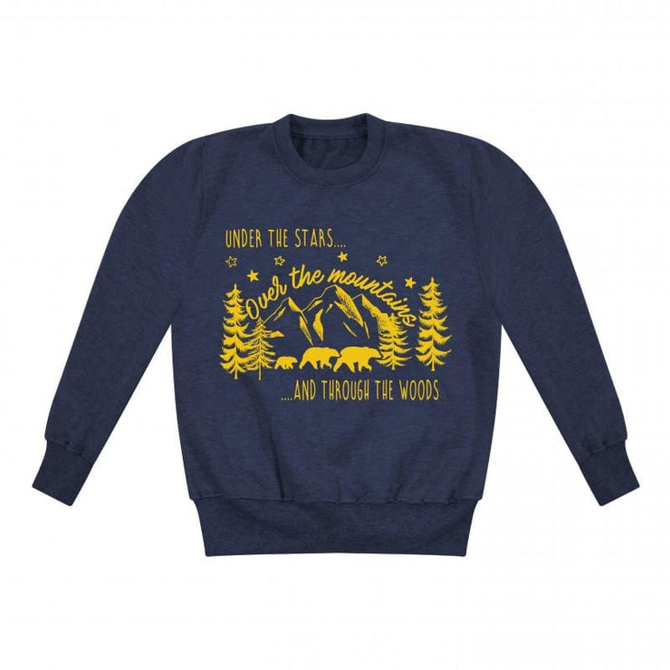 Under The Stars Sweater/ Hoodie
