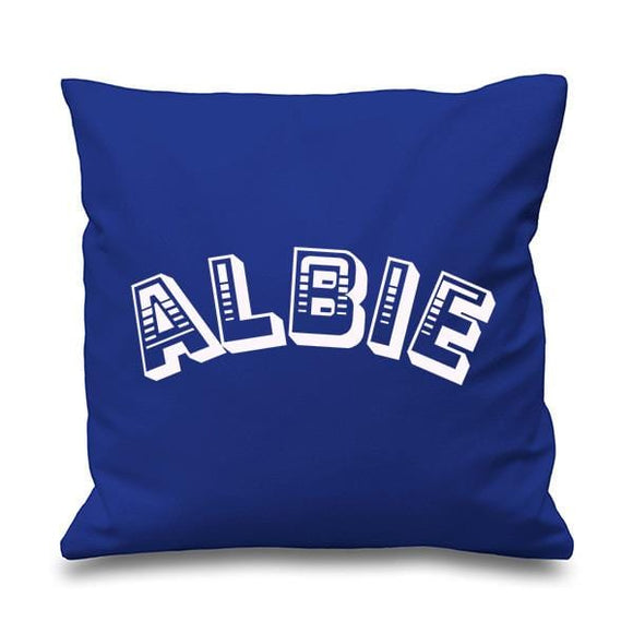 Party Personalised Name Cushion Cushion