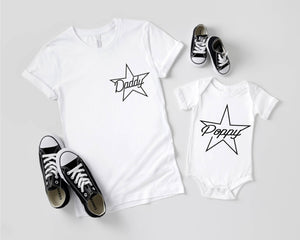 Rockstar Personalised Raglan Baseball/ T-Shirt or Vest