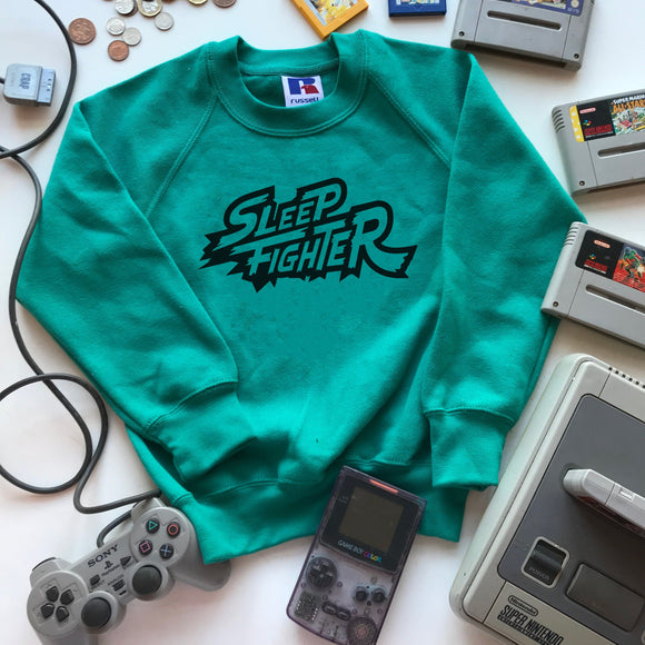 Sleep Fighter Sweater