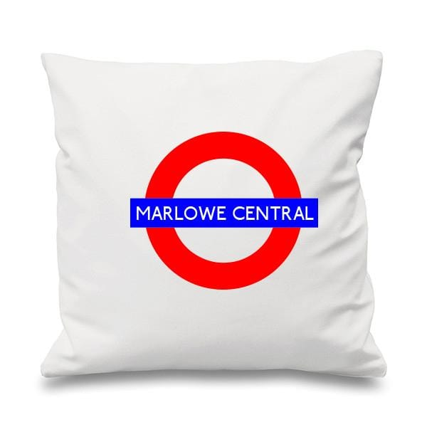 Tube Name Cushion