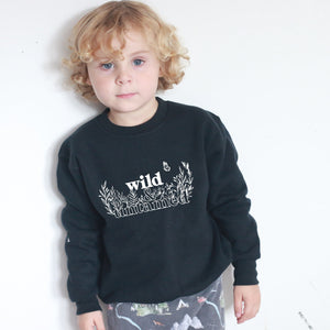 Wild and Untamed Kids Sweater