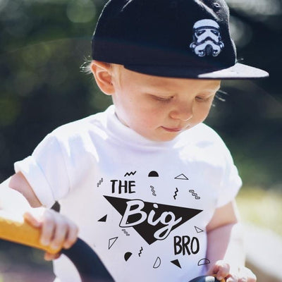 90's Big/ Lil Bro/Sis Kids T-Shirt
