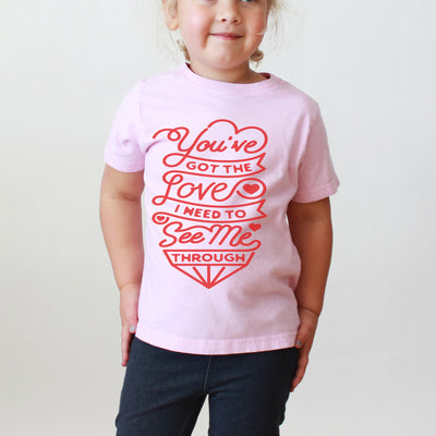 You've got the love Kids Tee