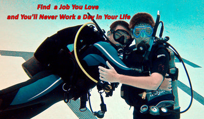 PRO SCUBA TRAINING FOR A CAREER YOU LOVE