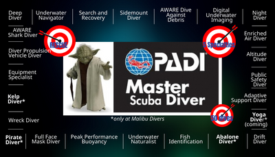 LOVE DIVING? TAKE YOUR PASSION ONE STEP FURTHER TO MASTER SCUBA DIVER: BECOME A RESCUE DIVER