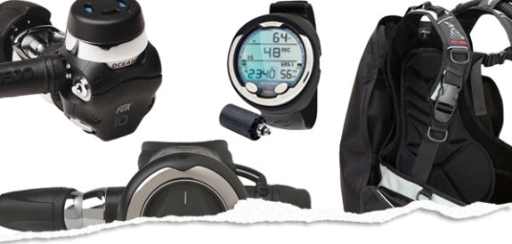 How to buy dive equipment