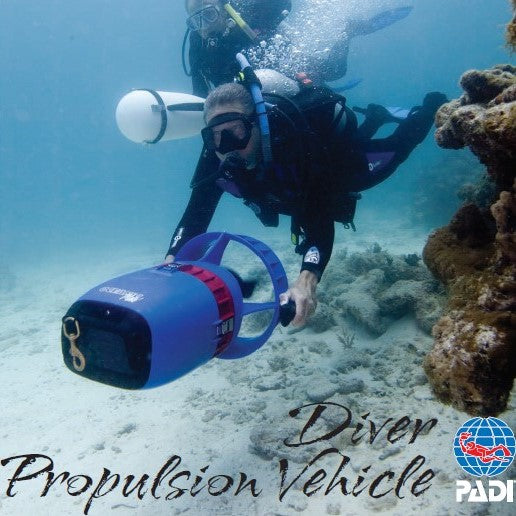 Dive Propulsion Vehicle eLearning