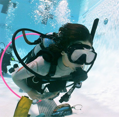 Try SCUBA Diving - Discover Scuba Diving (Pool)