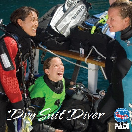 Dry Suit Diver eLearning