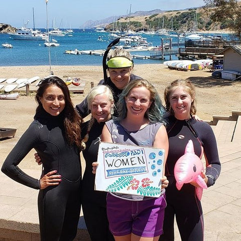 Girl Scouts - Non Diver Camp Weekend (Camp Emerald Bay)