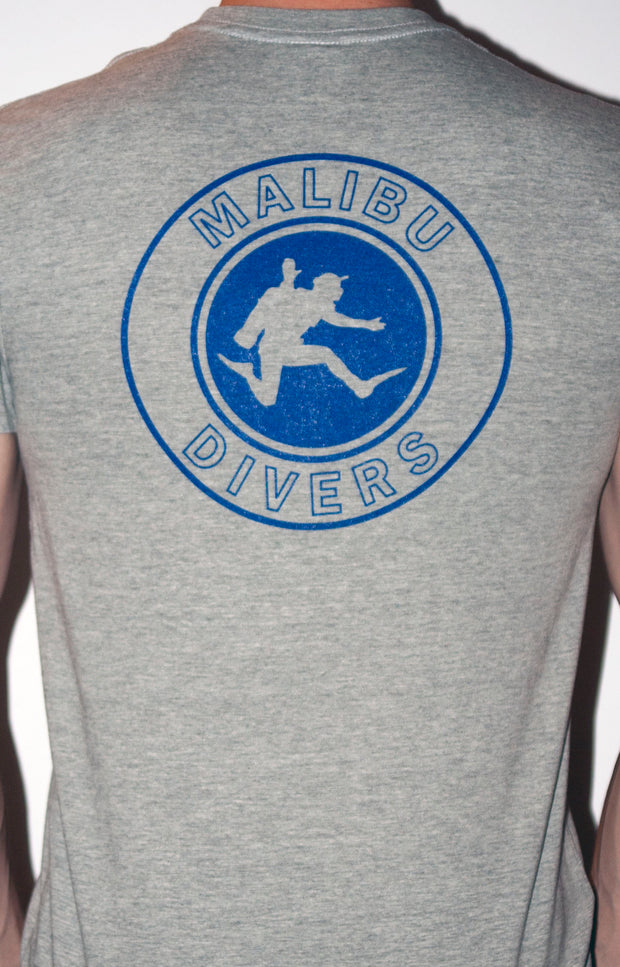 Sleeveless - Malibu Divers Logo