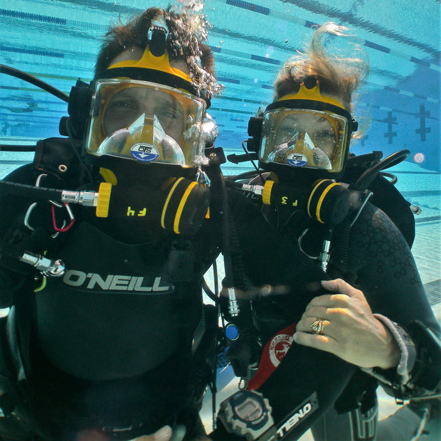 Specialty Instructor & Master SCUBA Diver Trainer