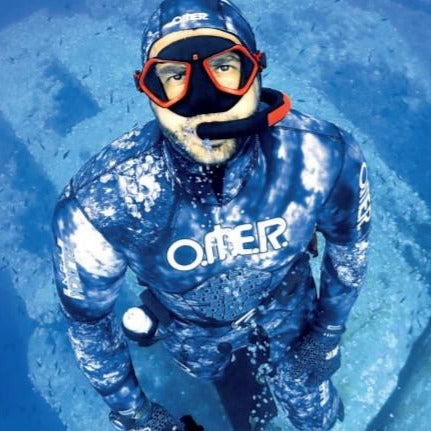 Omer OMR-1 Free Dive Computer
