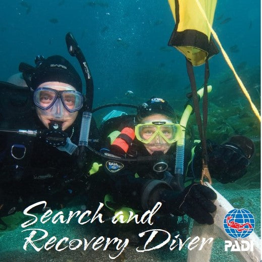 Search and Recovery Diver eLearning