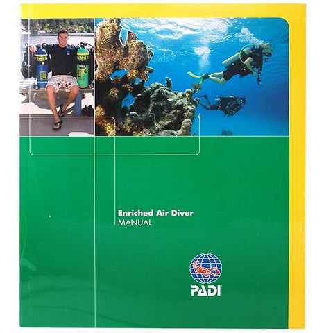 Enriched Air Diver  Specialty & Certification