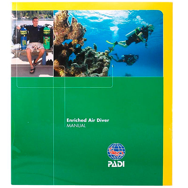Enriched Air Diver  Specialty & Certification (Manual)