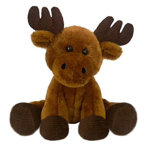 Moose Plush Toy