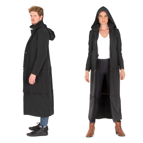 The Hooded Jacket: Full Length
