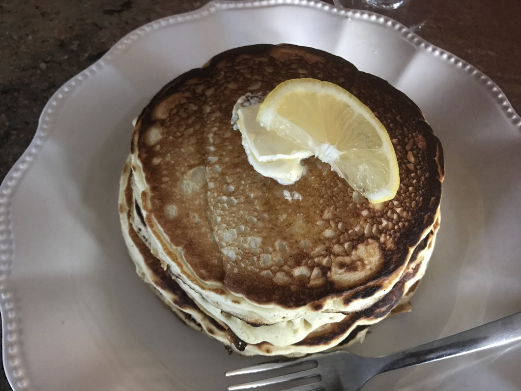Lemon Pancake Mix