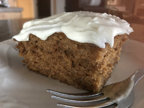Pumpkin Spice Cake Mix