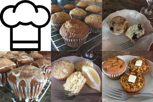 Breakfast Muffin Variety Pack