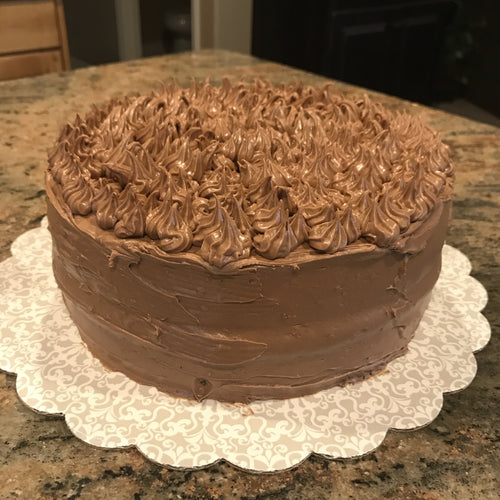 Chocolate Orange Cake Mix