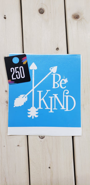 Kit Small Signs 6x6 Wood Stencil Paint & Supplies