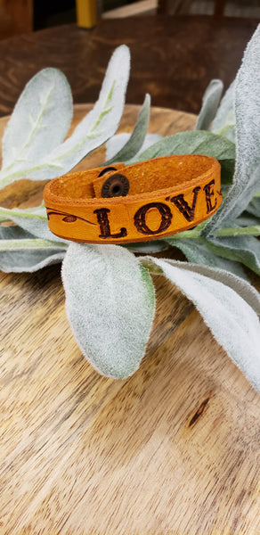 Handcrafted Leather Braclets