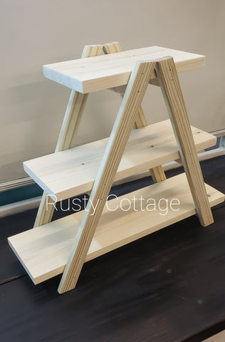 Tiered Ladder